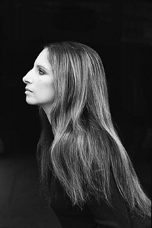 barbra streisand hair by steve schapiro