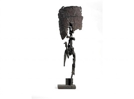 untitled (standing figure) by robert mallary