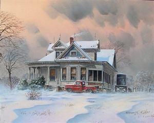 winter haven by bill barrick