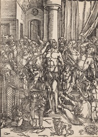 flagellation by albrecht dürer