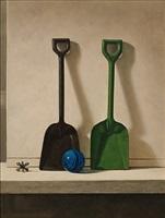 the blue reflection by david brega