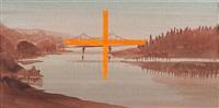 untitled (03343), sightlines series by wanda koop