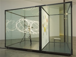 the blind aesthetic by conrad shawcross