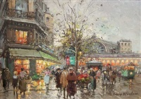 chatelaine by antoine blanchard