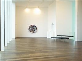 installation shot, victoria miro gallery, 2011 by adriana varejão