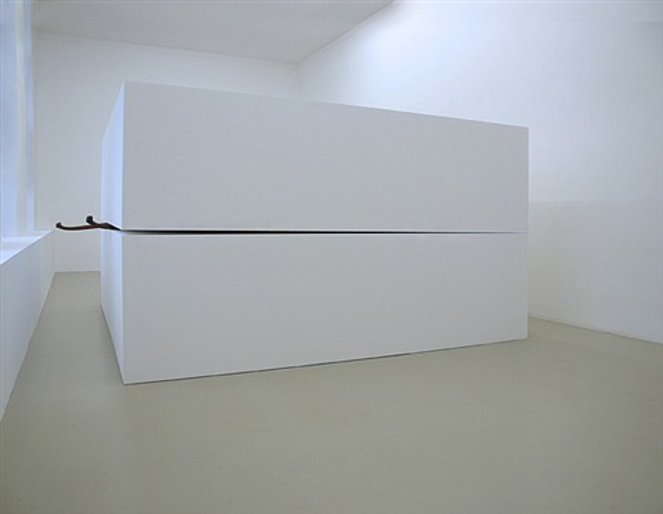 untitled (legs) #24 by markus schinwald