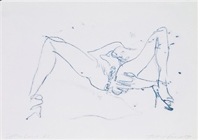 suffer love xi by tracey emin