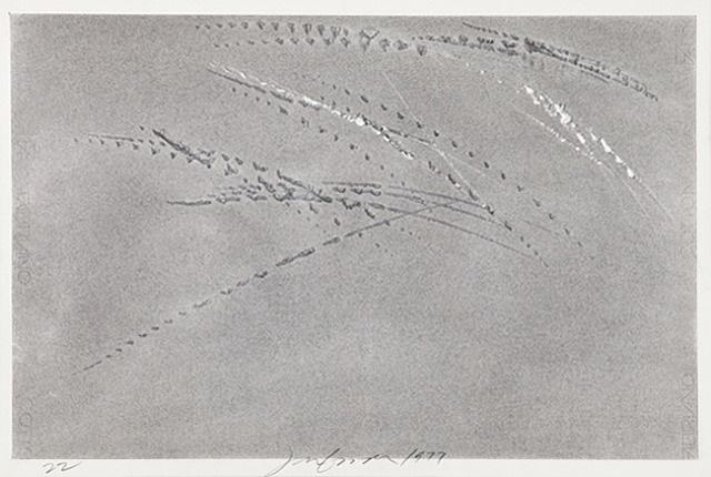 black drawing 22 by joe goode