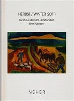 herbst / winter 2011, kunst aus dem 20. jahrhundert