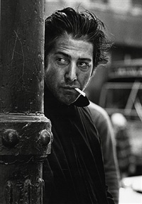 "dustin hoffman in ""midnight cowboy"", new york by steve schapiro"