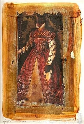 smock dress by yigal ozeri