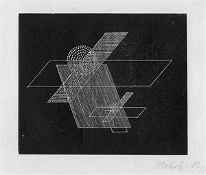 composition a ii by lászló moholy-nagy