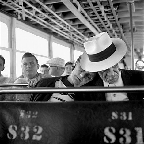 april 7, 1960, florida by vivian maier