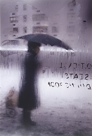 snow (variant) by saul leiter