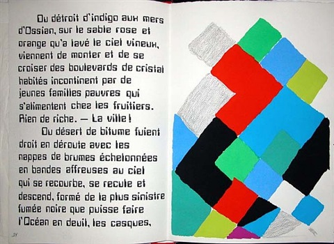 les illuminations by sonia delaunay-terk