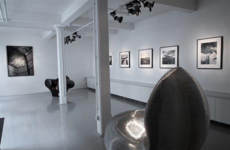 exhibition view <br> hélène binet: selected works