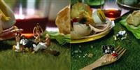déjeuner sur l'herbe by akiko ida and pierre javelle