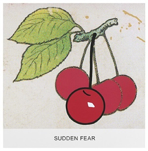 double feature: sudden fear by john baldessari