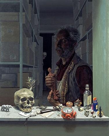 vanity by jonathan leaman