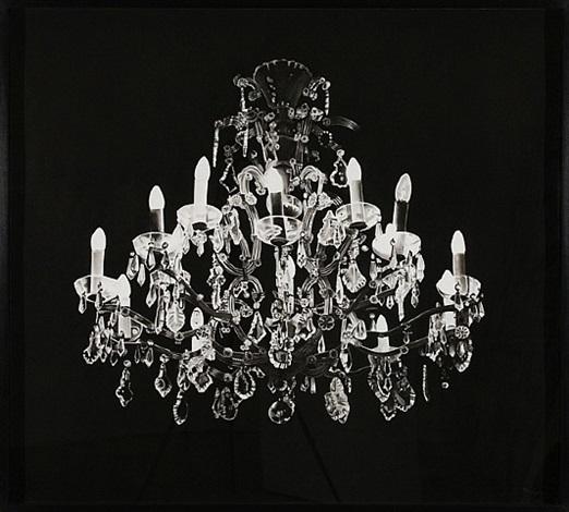 the gods (chandelier version #3) by trevor guthrie