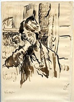 gliddon by walter richard sickert