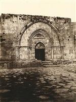 tombeau de la vierge, jerusalem by louis de clercq