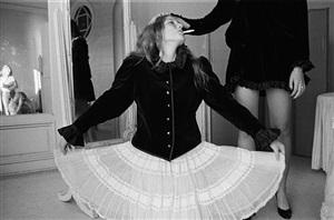 the white skirt by silas shabelewska