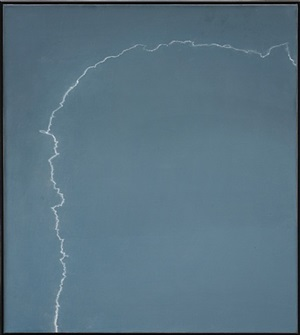 untitled (lightning for jack goldstein 1) by rob reynolds