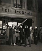 l'astronome, paris, c.1950<br /> printed: 1960s by robert doisneau