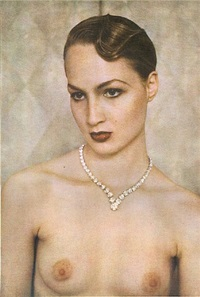 diamond necklace (rebecca) by sheila metzner