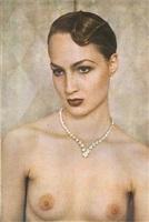 diamond necklace (rebecca) by sheila metzner
