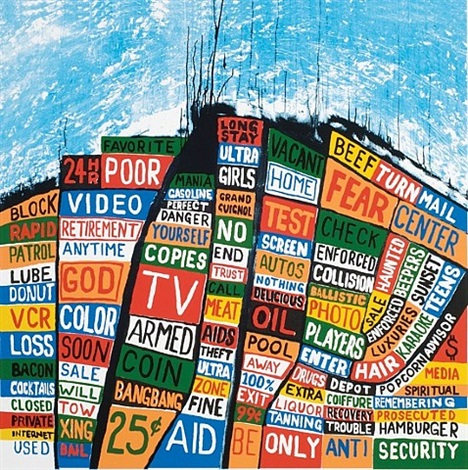 pacific coast by stanley donwood