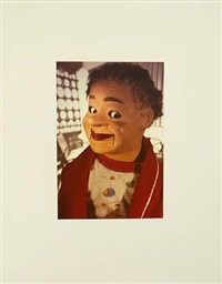ventriloquism by laurie simmons