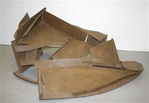 table piece y-13 'tumble' by anthony caro