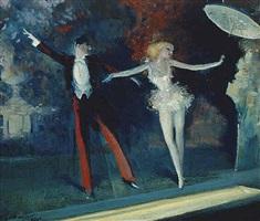 curtain call by everett shinn