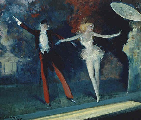 curtain call by everett shinn