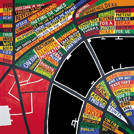 london by stanley donwood