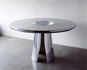 vortex dining table by mattia bonetti