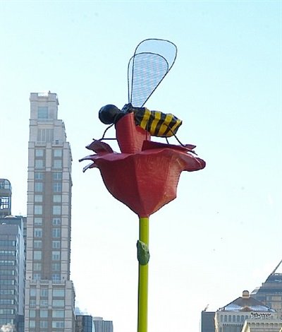 bee by will ryman