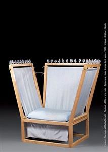 fauteuil mille et une nuit by elizabeth garouste and mattia bonetti