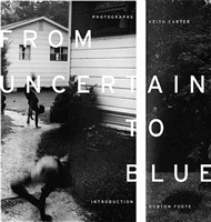 (book) from uncertain to blue by keith carter