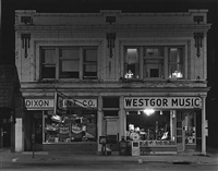 first street, dixon, il by george tice
