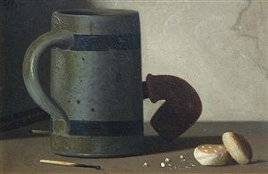 stein and biscuits by john frederick peto