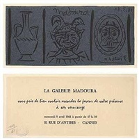 madoura by pablo picasso