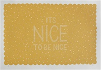 it's nice to be nice by hazel nicholls