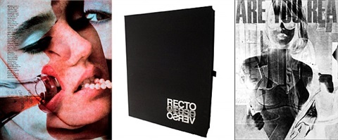 <i>recto/verso</i> portfolio by robert heinecken