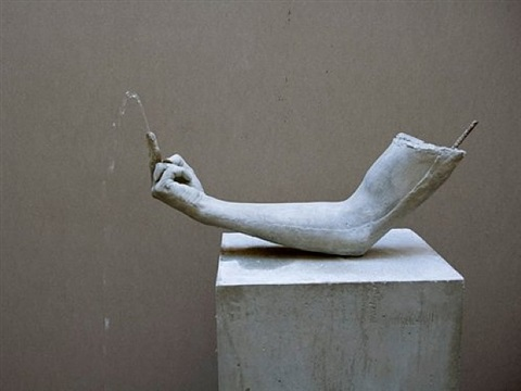 untitled by erwin wurm