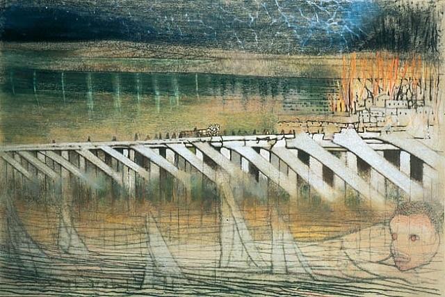 trestle bridge . . . the next village by irving petlin