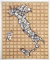 italia road by david reimondo