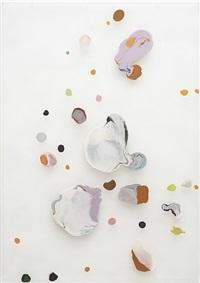 violet square by helmut dorner